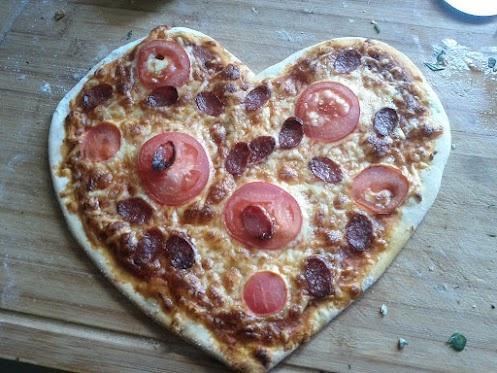 Whole grain veggie pizza | Super Foods! | Pinterest