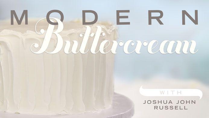 Modern Buttercream