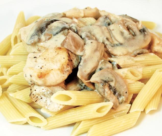 Chicken With Marsala, Mushrooms & Gorgonzola Recipes — Dishmaps