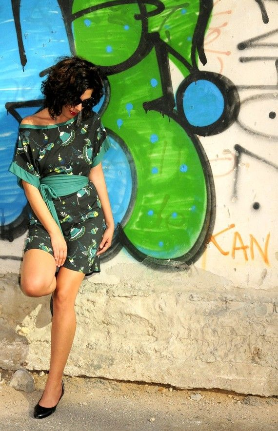 kimono dress   DIY clothing inspiration   Pinterest