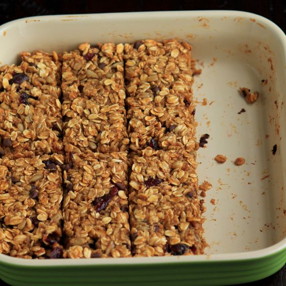 Pumpkin Granola Bars | Recipes I'd Like to Try | Pinterest