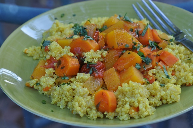 moroccan quinoa | Yummy Stuff | Pinterest