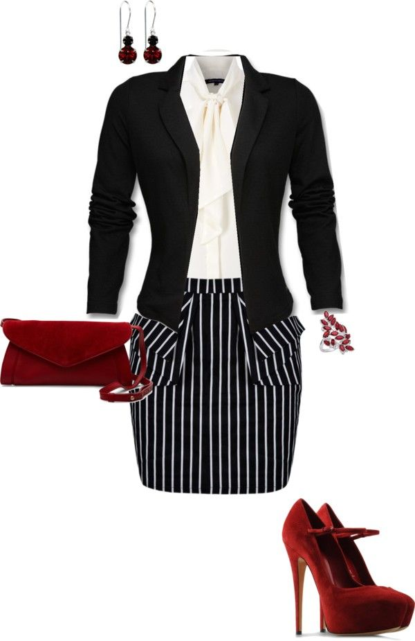 """Business Chic"" by erinlindsay83 on Polyvore"