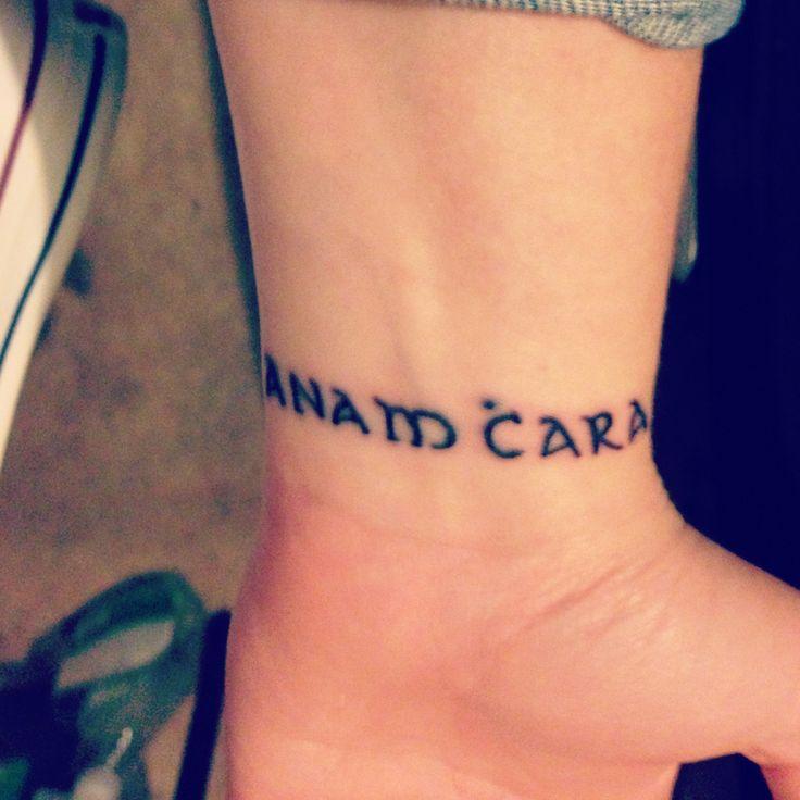 Anam Cara Tattoo