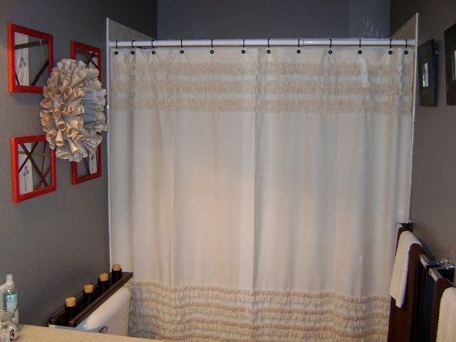 Curtain Headboard Ideas | DSC01774.JPG | Bedrooms | Pinterest