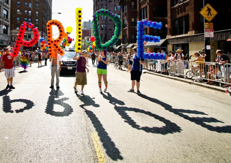 gay events chicago memorial day weekend