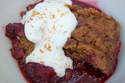 Healthy Blackberry Slump Recipe: made this for lunch today, good! My ...