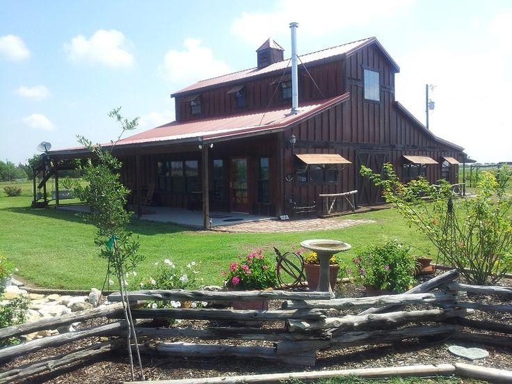 Barndominium dallas tx joy studio design gallery best for Texas barn home builders