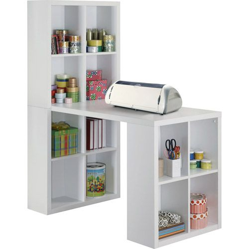 altra craft desk white