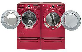 how to clean a front load washing machine that smells