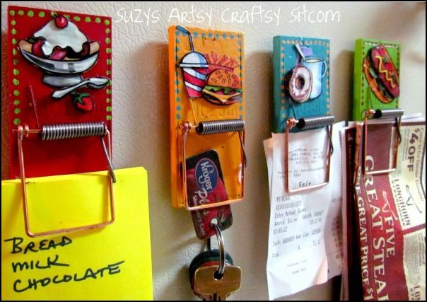 Project: Message Clips Made From…… · Stamping | CraftGossip.com
