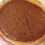 Tofu Chocolate Pie | Vegan food | Pinterest