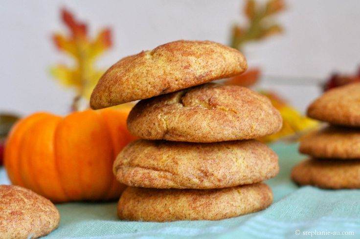 Pumpkin Snickerdoodles | Favorite Recipes | Pinterest