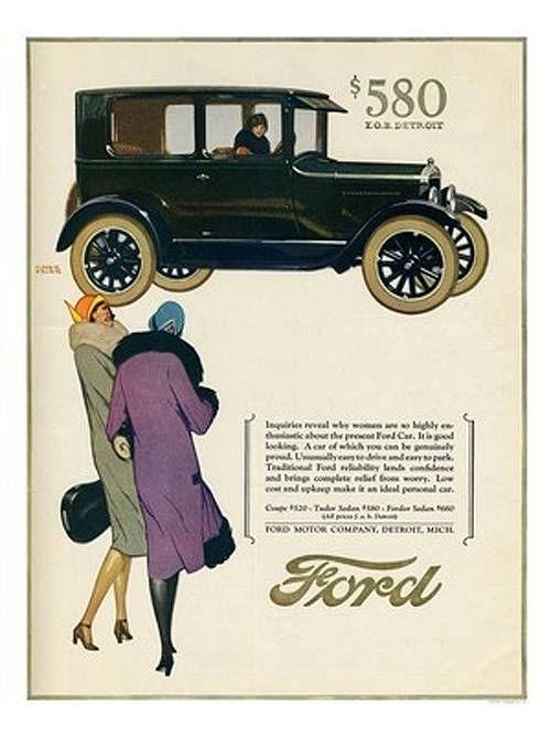1920s Art Deco Print