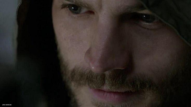 The fall Jamie Dornan ...