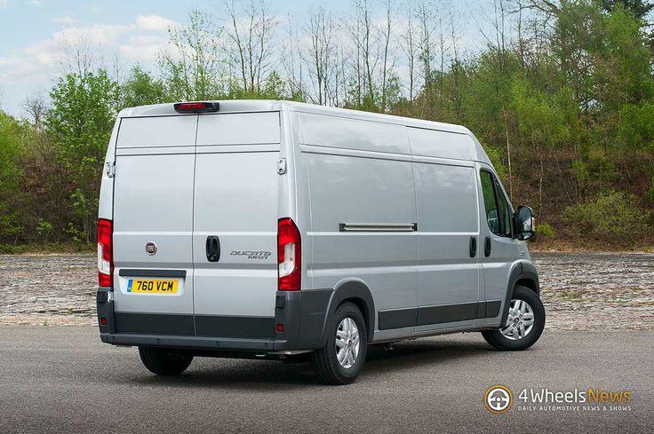 2015 fiat ducato maxi rear view camper vans pinterest. Black Bedroom Furniture Sets. Home Design Ideas