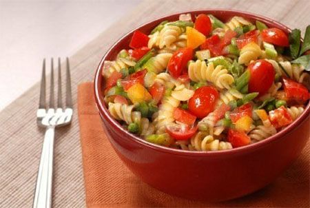 Quick 'N Easy Pasta Salad (from Time-Warp Wife - Empowering Wives to ...