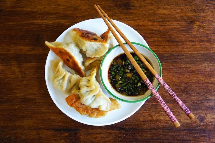 Chinese Dumplings/Pot Stickers | Recipes: Asian | Pinterest