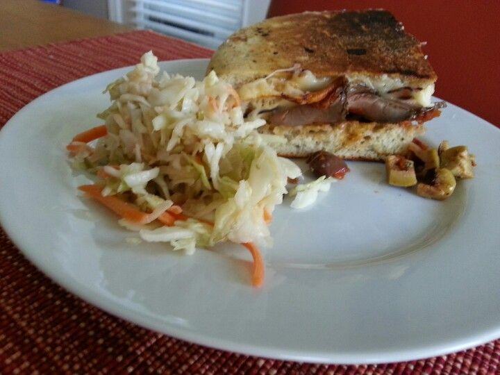 Muffaletta sandwich   My Style   Pinterest