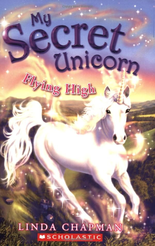 my magic unicorn book