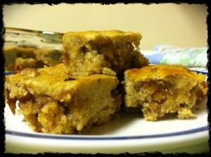 Gluten Free Date Walnut Bars - A treat for our Paleo Lifestyle #paleo