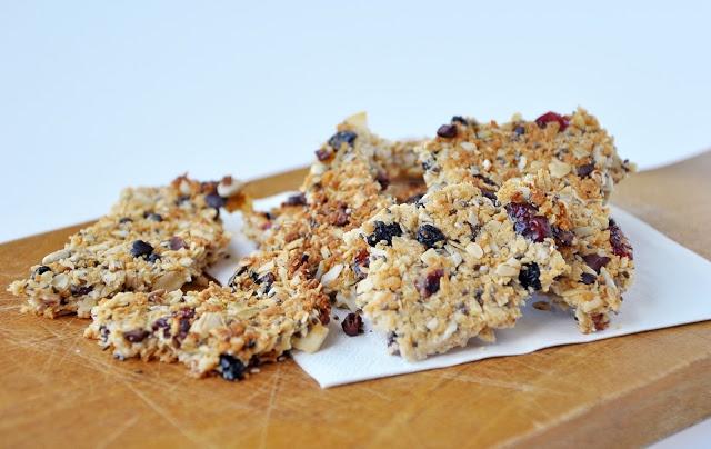 baked coconut granola | Including Cake- vegan creations | Pinterest