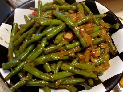 Coconut Almond Green Beans | Paleo/Primal: You Can Call Me Grokette ...
