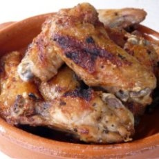 Lemon Dijon Wings | Yummy | Pinterest
