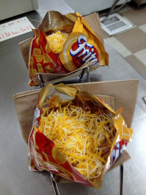 Original Frito Pie of Santa Fe & New Mexican Red Chile Sauce