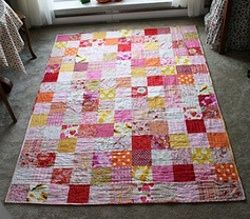 Courthouse Steps Quilt Pattern: Fast and Fun Beginner Quilt