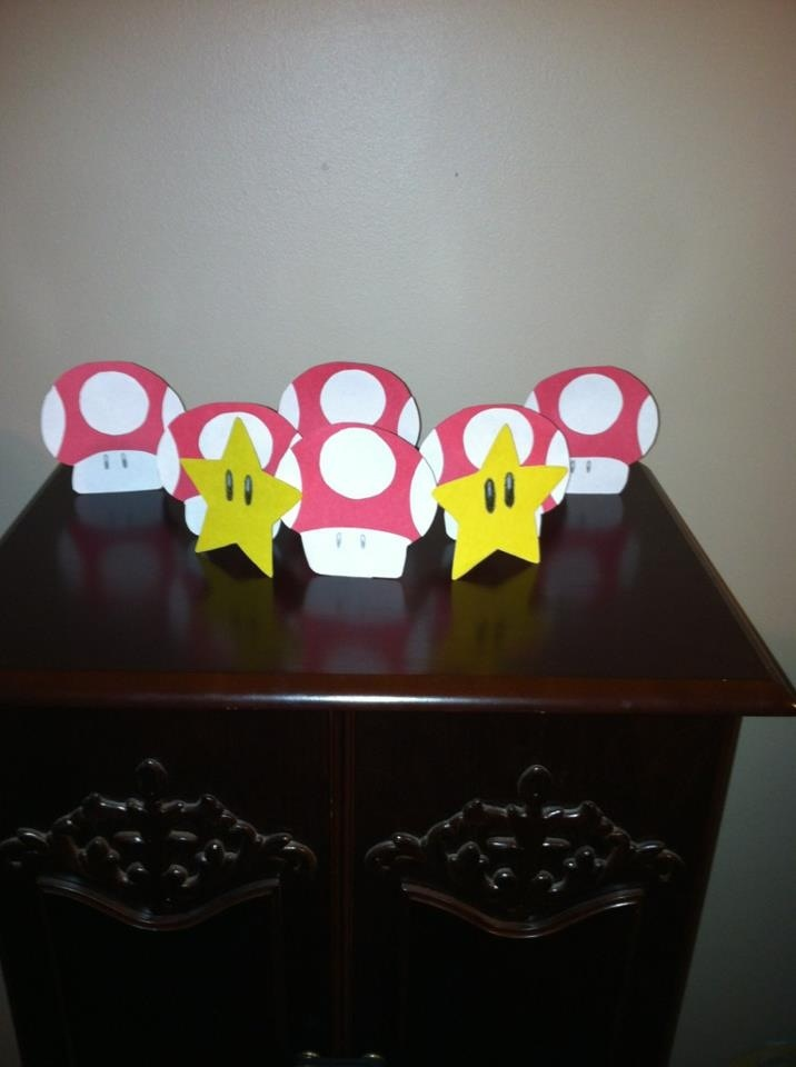 Pinterest discover and save creative ideas for Mario decorations