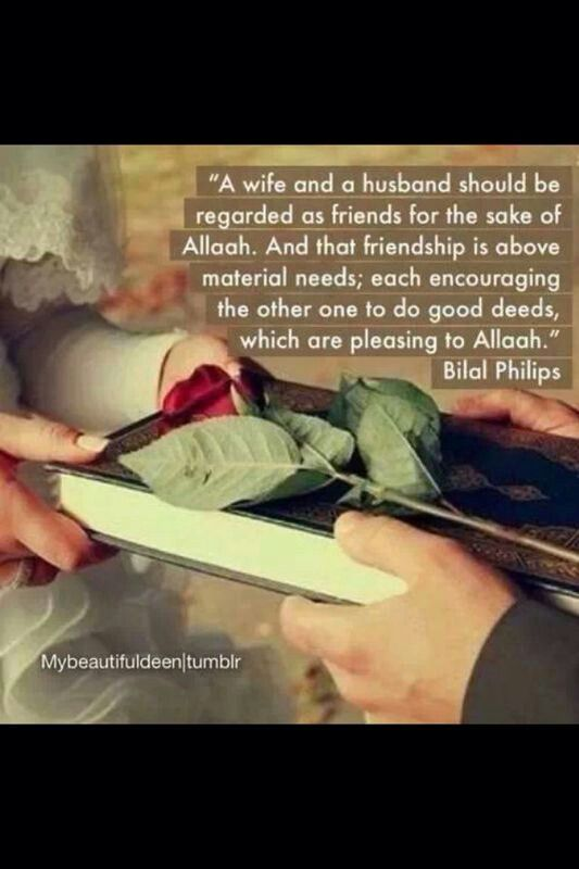 Muslim dating advice