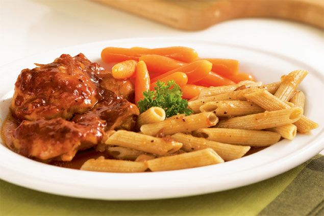 ... penne with chicken thighs the pioneer woman chicken thighs