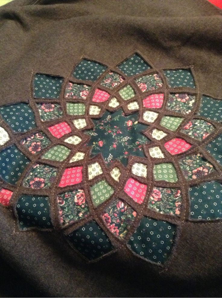 reverse applique | Quilting | Pinterest