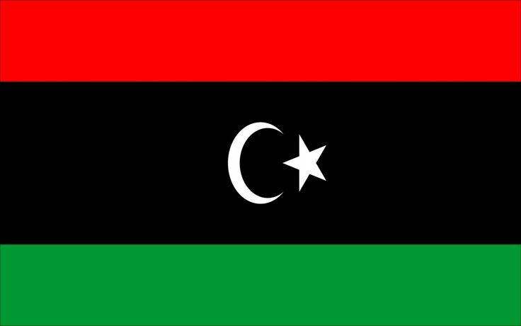 Libya Flag   Culture: World Flags   Pinterest