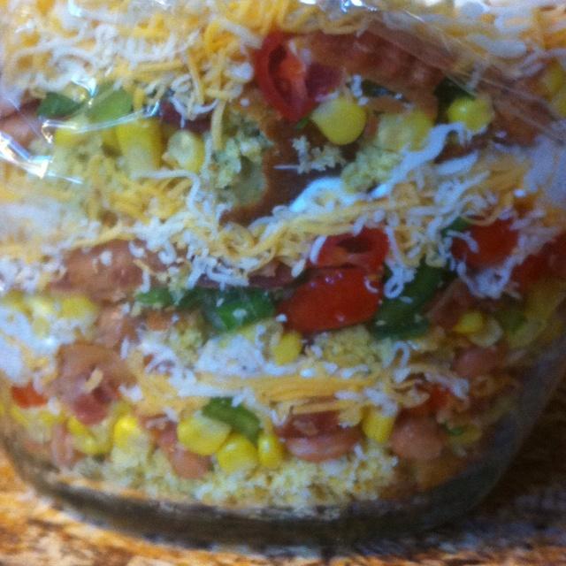 Corn Bread Salad   ;) recipes   Pinterest