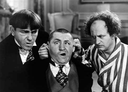 the REAL 3 Stooges!