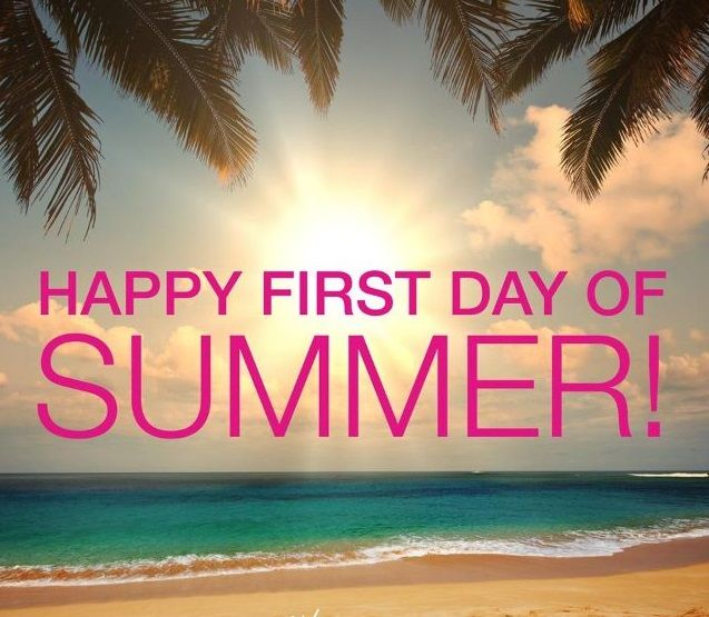 Happy First Day of Summer!  Edit - ...and the Livin is Easy ☼  Pin…