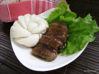Dim Sum: Mantou (Chinese Wheat Bun) recipe - Best use to sop sauce and ...