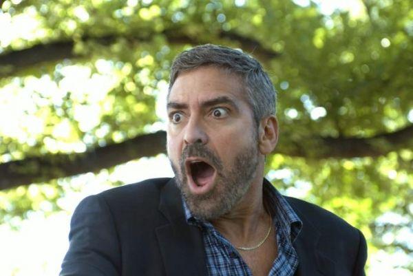 George Clooney in Burn...