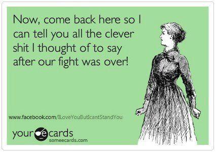 every time! hahahaha