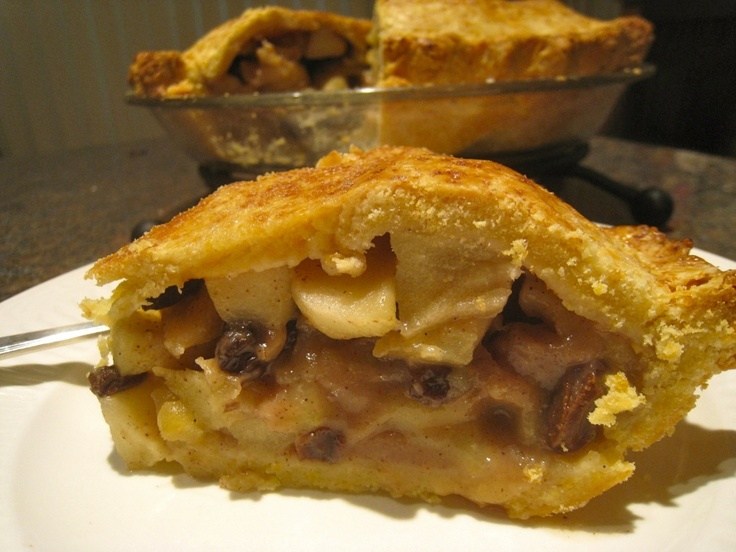 Apple Pie with a Cheddar Cheese Crust | {what's cookin} | Pinterest