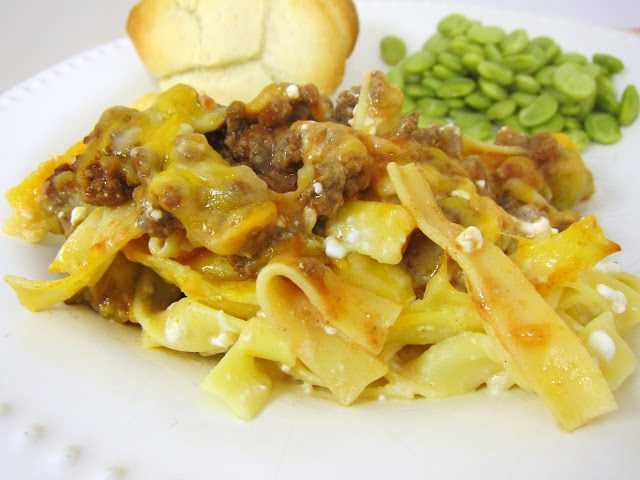 Sour Cream Noodle Bake | Plain Chicken | Delicious! | Pinterest