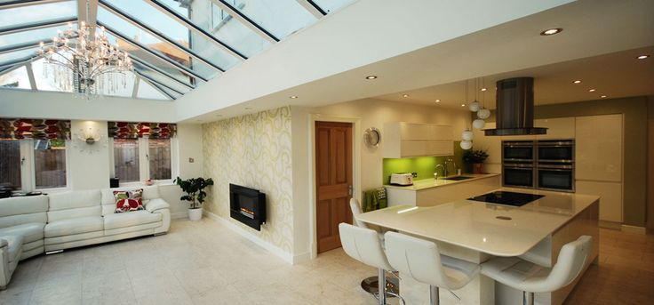 Kitchen extensions ideas home ideas pinterest for Kitchen ideas extension