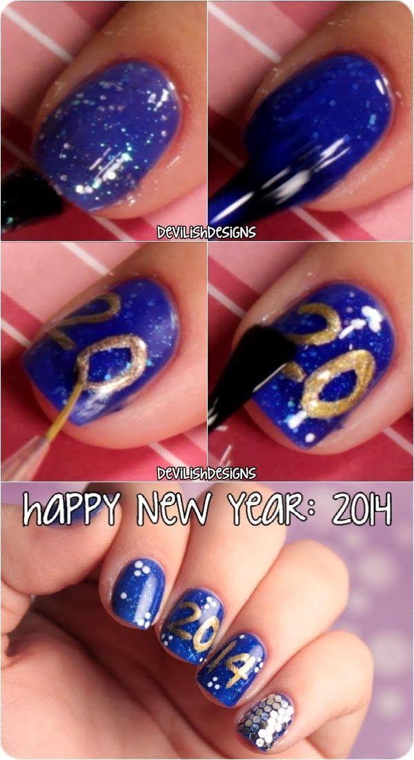 New Year Tutorial