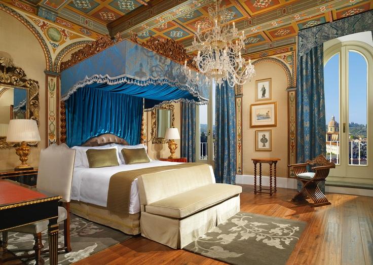St regis florence italian hotels pinterest for Design hotel florence italy