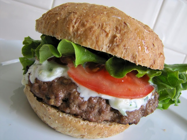 Greek Burgers: Mennonite Girls Can Cook | Let's cook! | Pinterest
