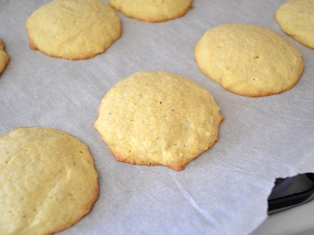 cardamom cornmeal cookies - Budget Bytes