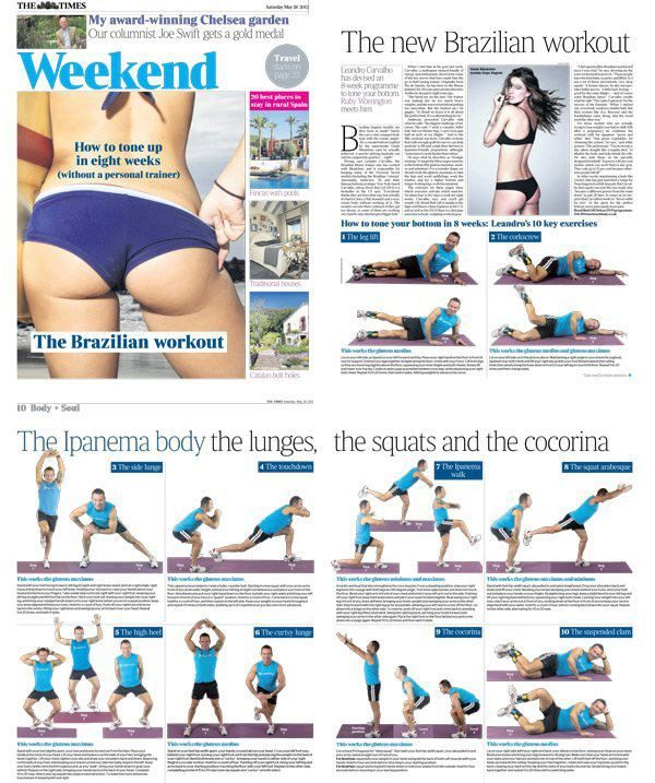 Excersises For Your Butt 111