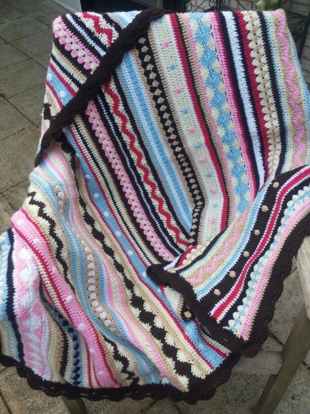 deken helemaal klaar